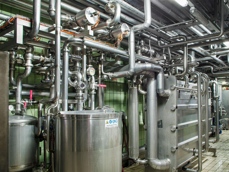 Brautechnik GmbH Enzyminaktivierung
